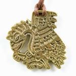 Мифический орел ацтеков