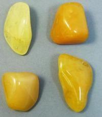 Камень_Халцедон_желтый